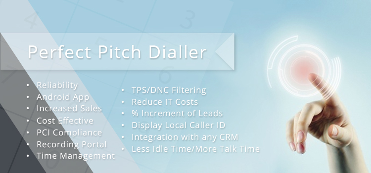 Become Ahead of the Curve with Perfect Pitch Dialer