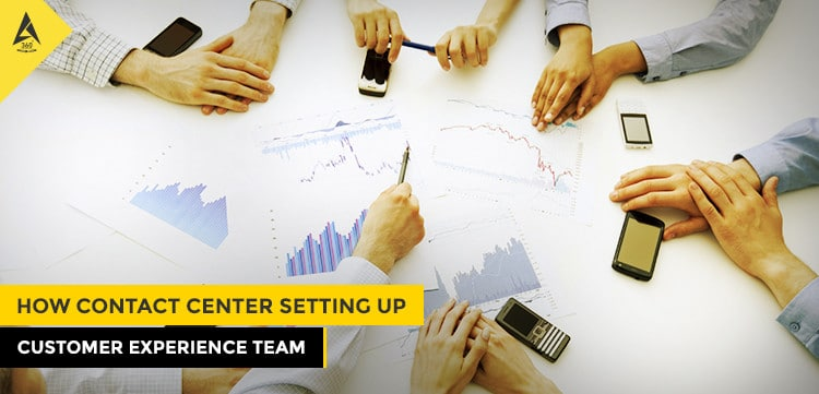 How Contact Center Setting Up Customer Experience Team