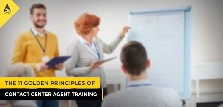 The 11 Golden Principles of Contact Center Agent Training