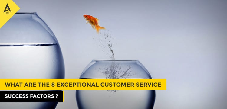 What Are The 8 Exceptional Customer Service Success Factors